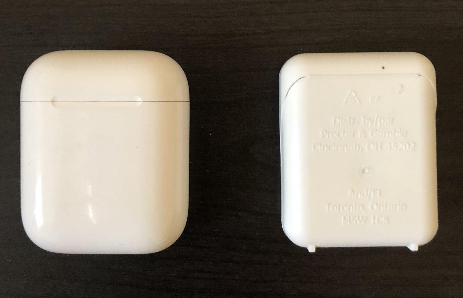AirPods vs. dental floss